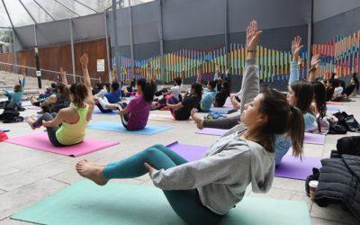 """Una nueva edición de """"Vivo Yoga"""" llega a GAM con talleres y clases gratis"""