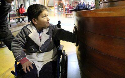 MIM abrirá en forma gratuita para el Día de las Personas con Discapacidad