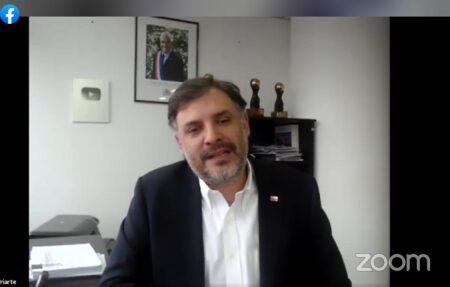 José Luis Uriarte, subsecretario de Turismo