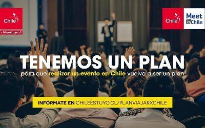 Chile lanza campaña para reactivar el turismo de reuniones de modo seguro