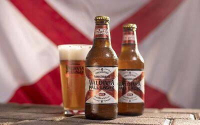 Valdivia Pale Lager: la nueva cerveza tributo a la capital cervecera de Chile