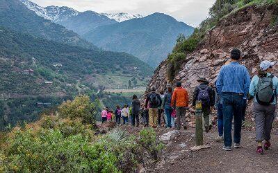 Región Metropolitana llama a celebrar Día Internacional de las Montañas