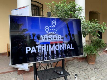 Visor Patrimonial impulsará el turismo histórico y patrimonial.