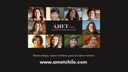 Asociación de Mujeres Empresarias de Turismo AMET Chile