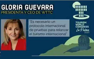 Conferencia internacional para la recuperación del turismo a nivel global