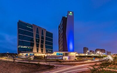 El ambiente ideal para los negocios y el descanso en «La Arenosa», Colombia