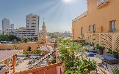 Un lugar lleno de magia e imaginación: Santa Catalina Hotel, Cartagena