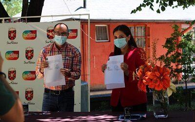 Sernatur Ñuble y municipio de San Fabián lanzaron la temporada de verano