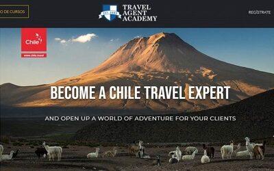 Chile lanza e-learning para capacitar a operadores turísticos norteamericanos