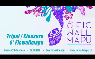 Partió festival internacional de cine indígena en línea: 6° Ficwallmapu