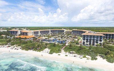 ÚNICO 20°87° Hotel Riviera Maya, sorprende con lujo, glamur y hospitalidad