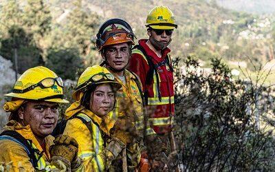 Hoy se reconoce esforzada acción de los brigadistas forestales de Chile