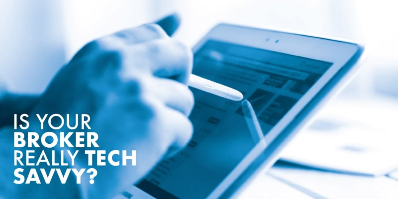 Is Your Phoenix Real Estate Broker Really Tech Savvy?