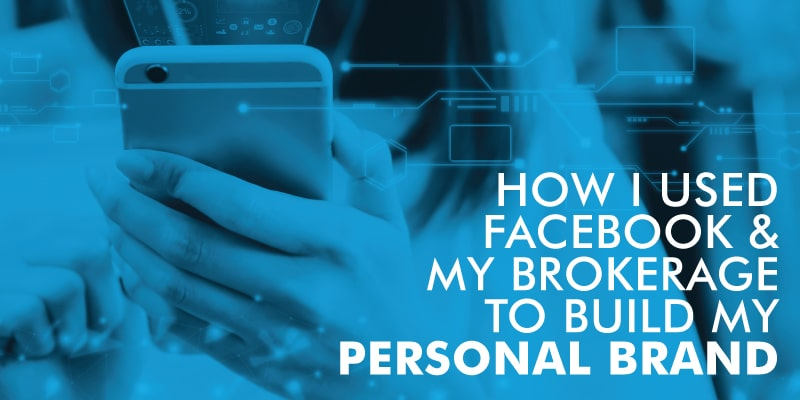 How I Used Facebook & My Brokerage To Build My Personal Brand By Melissa Hoyt, A Real Estate Agent At Tru Realty