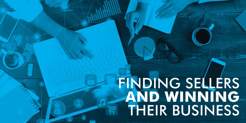 Real Estate Tips: Finding Sellers And Winning Their Business