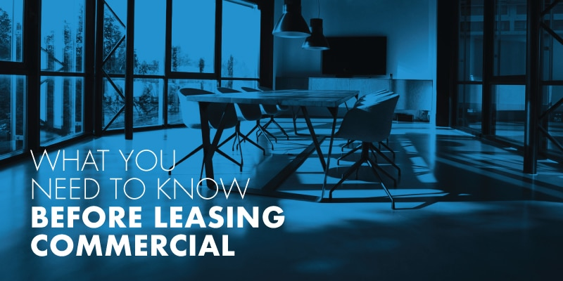Commercial Leases And Terms