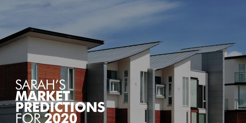 2020 Market Outlook For Real Estate