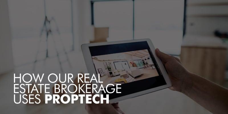 Technology For Real Estate Brokerages