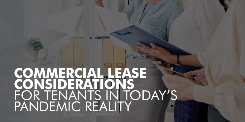 Commercial Lease Considerations For Tenants - Tru Realty - Heather Binder