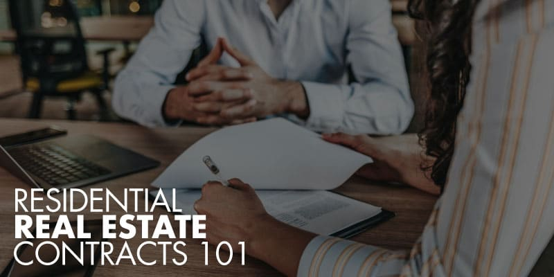 Tru's Guide To Real Estate Contracts - Tru Realty