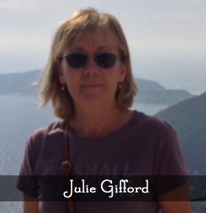 Artist Julie Gifford