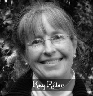 Artist Kay Ritter