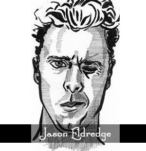 Artist Jason Eldredge