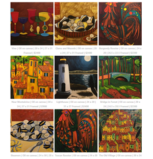 Claudio Gasparini Gallery