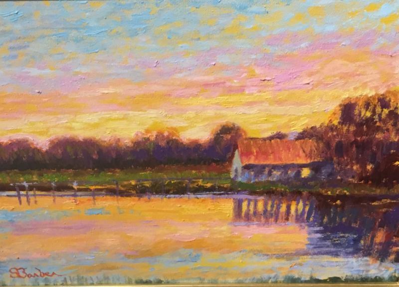 Centerville River Sunset