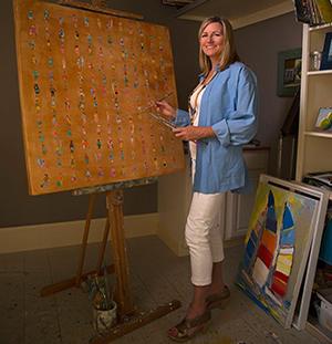 Jen Kelly Artist