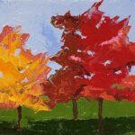 Rebecca Gmucs three trees