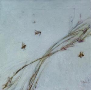 Joie de Vivre  |  Oil on canvas  |  24 x 24  |  25 x 25 Framed  |  $2400