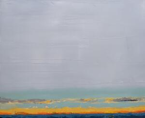 BLISS |  Oil on canvas  |   24 x 30 |  $1500