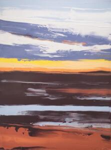RUSTY  |  Oil on canvas  | 12 x 16  | $800