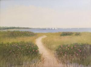 June Morning     Oil on canvas     18 x 24     24 x 30 Framed     $2400