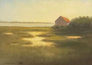 Last Light #1     Oil on canvas     12 x 16     16 x 20 Framed     $1200