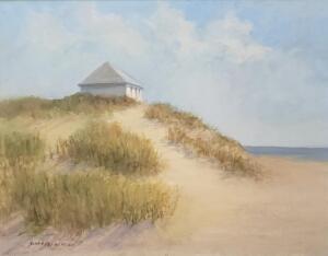 Windswept     Oil on canvas     11 x 14     14.5 x 17.5 Framed    $1400