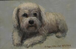 HARRY  |  Oil on board  |  6.5 x 8.5  |  9 x 11 Framed  |  $325