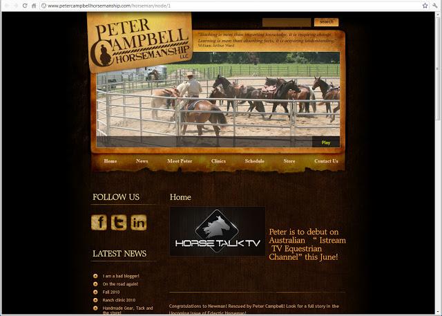 Peter Campbell Horsemanship