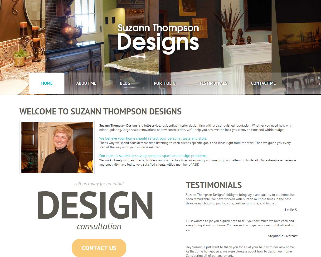 Suzann Thompson Designs