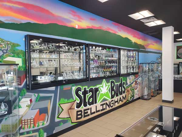 Star Buds Bellingham – Recreational Cannabis Dispensary