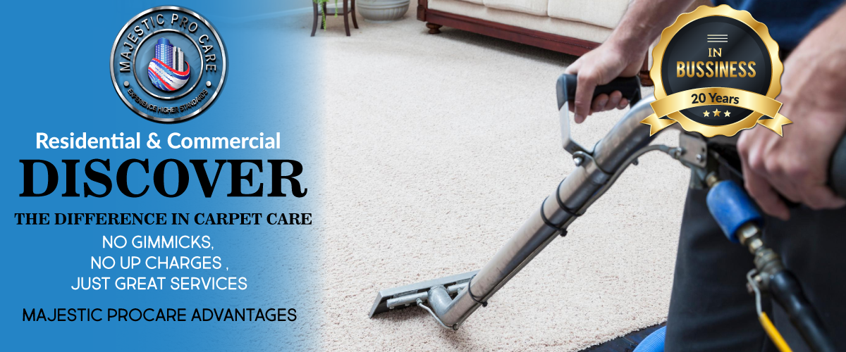 Carpet Cleaning Banner - Frontpage