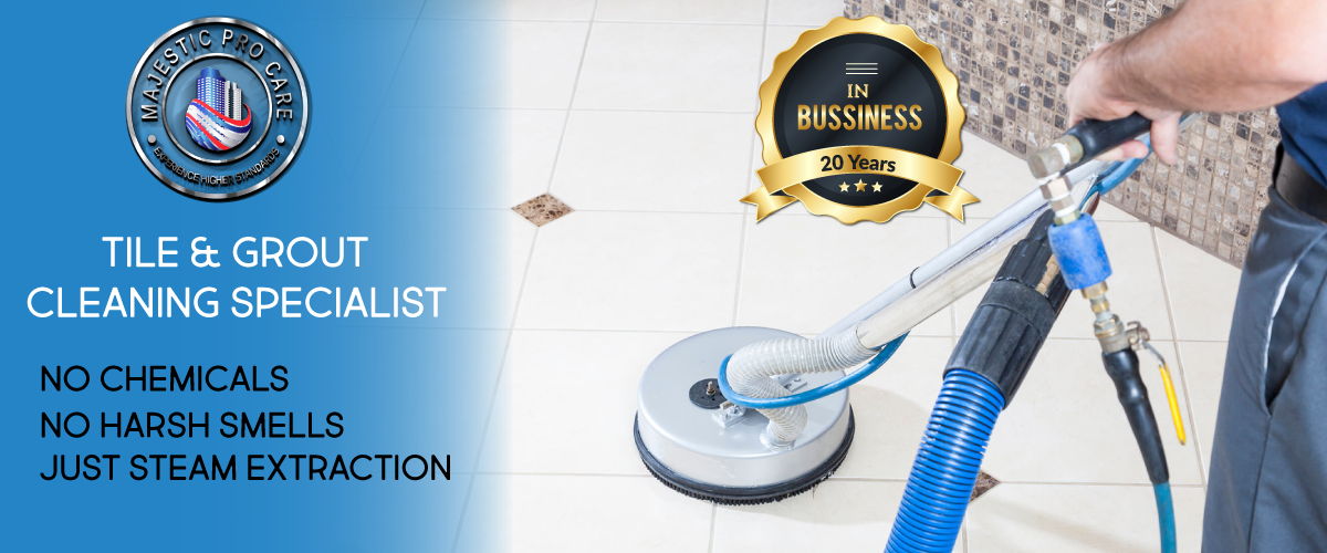 Tile Cleaning Banner - Frontpage