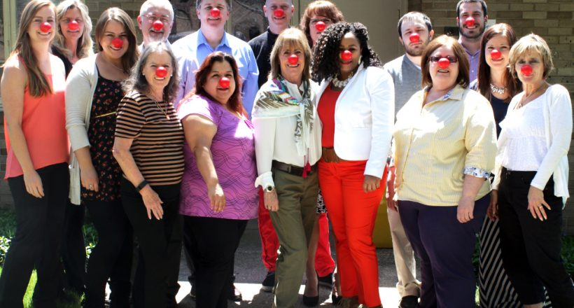 Elders-Helpers-Celebrates-National-Red-Nose-Day-2016
