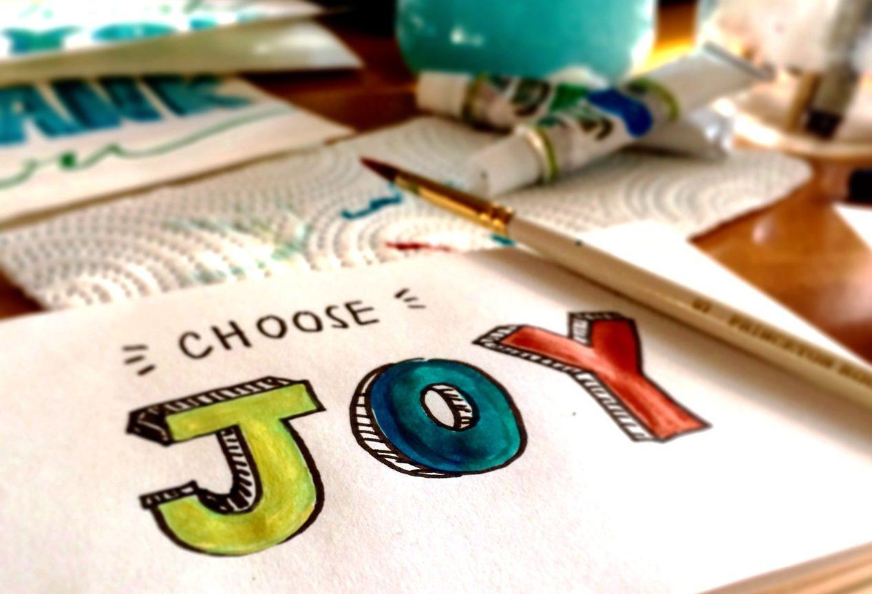 Choosing Joy by Fay Thompson