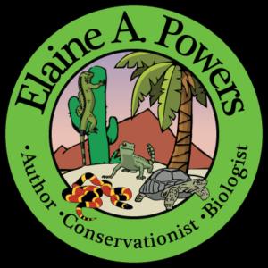 Elaine A Powers Author Conservationalist Biologist