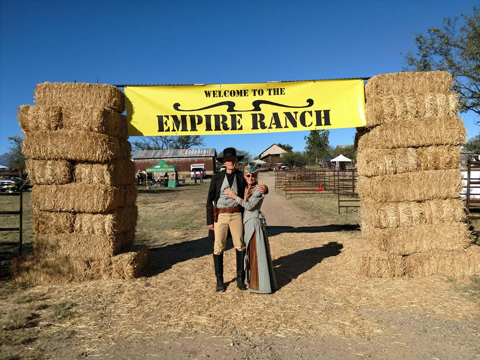 Image of Empire Ranch sign