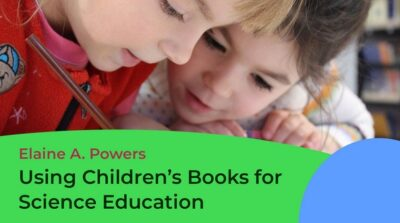 graphic using children's books for science education