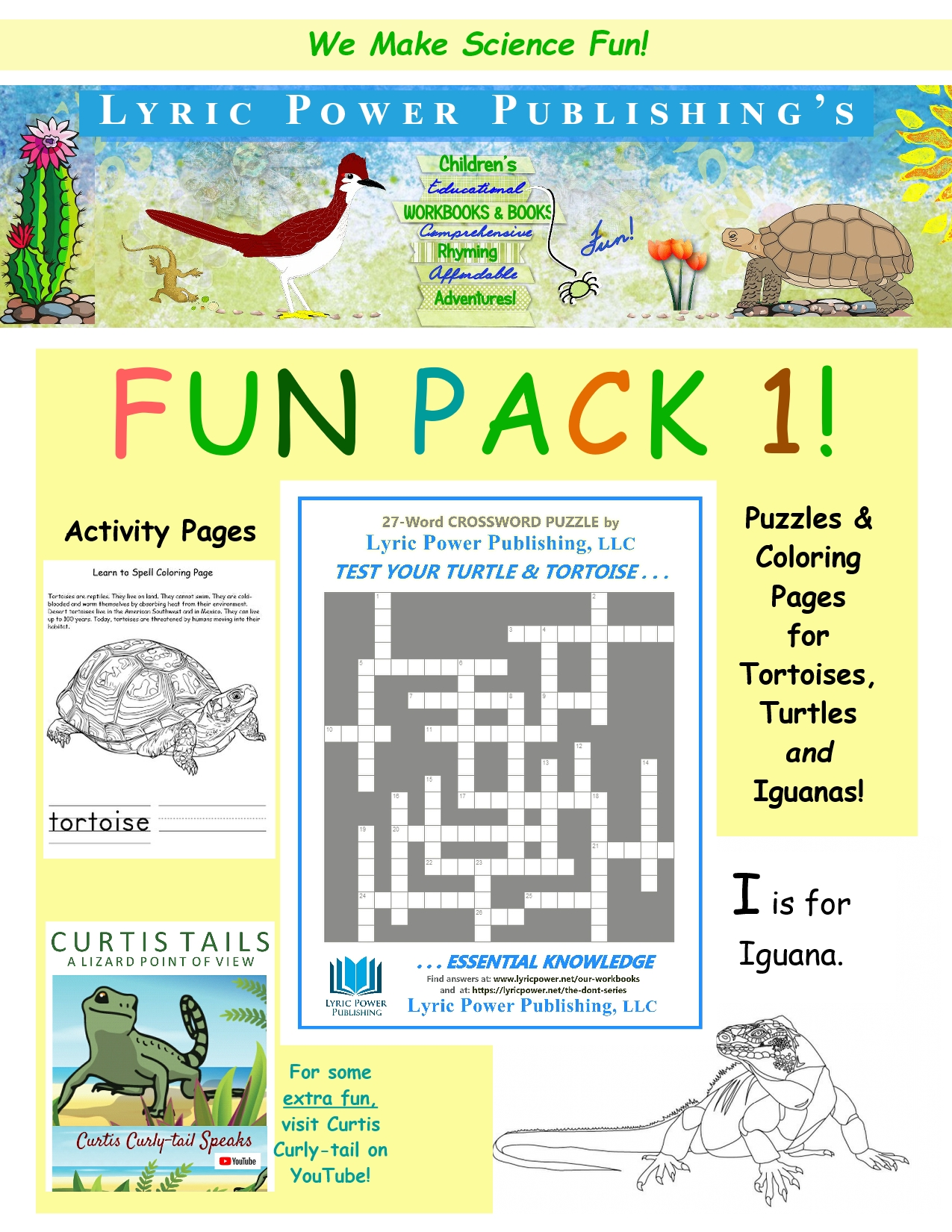 book cover of Fun Pack 1