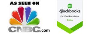 CNBC.com and Quickbooks